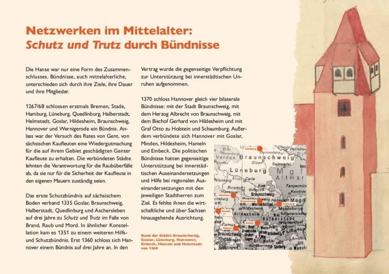 Netzwerken im Mittelalter: Schutz und Trutz durch Bündnisse
