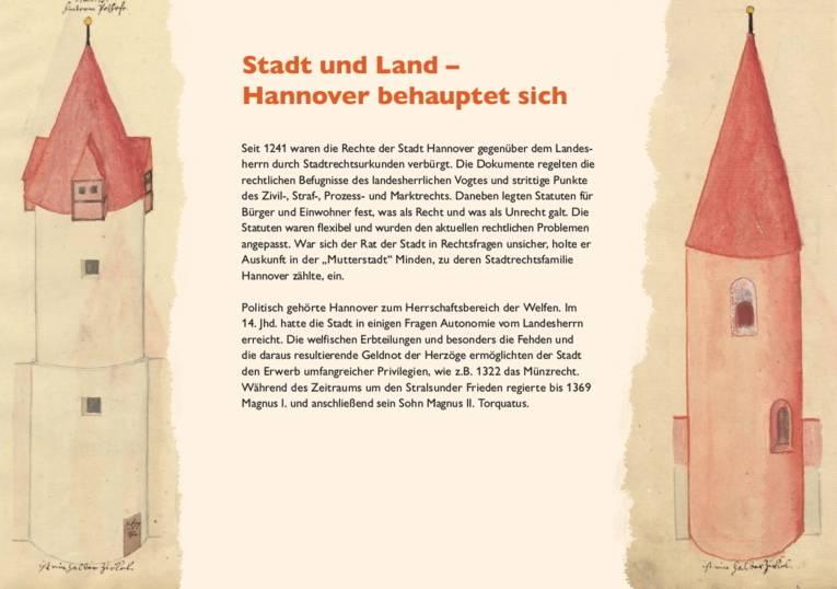 Stadt und Land – Hannover behauptet sich