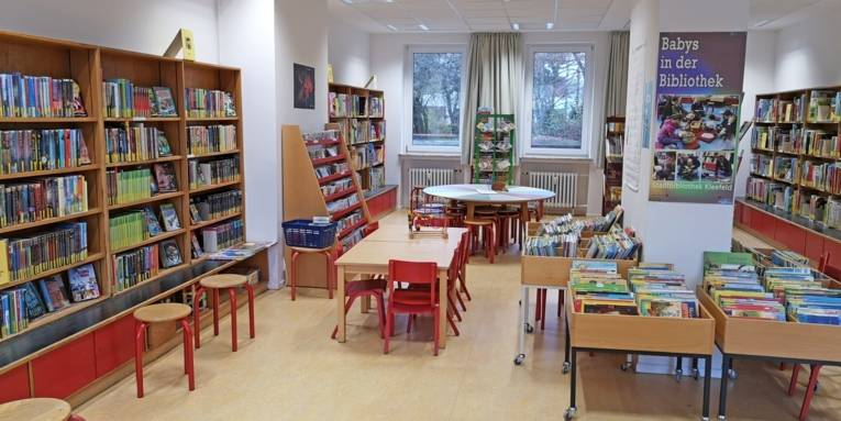 Stadtbibliothek Kleefeld