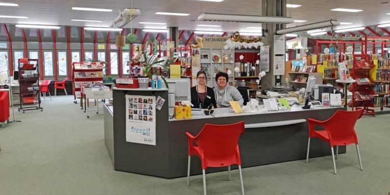 Stadt-/ Schulbibliothek Roderbruch