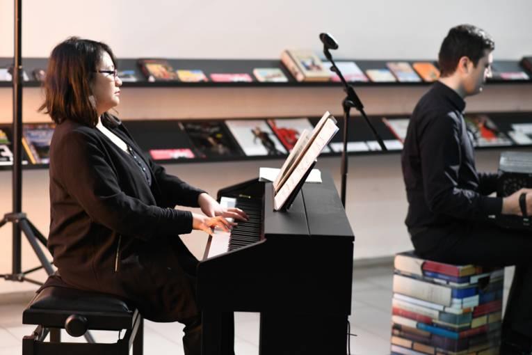 """Musik im Wort"" Agnes Hapsari (Klavier)"