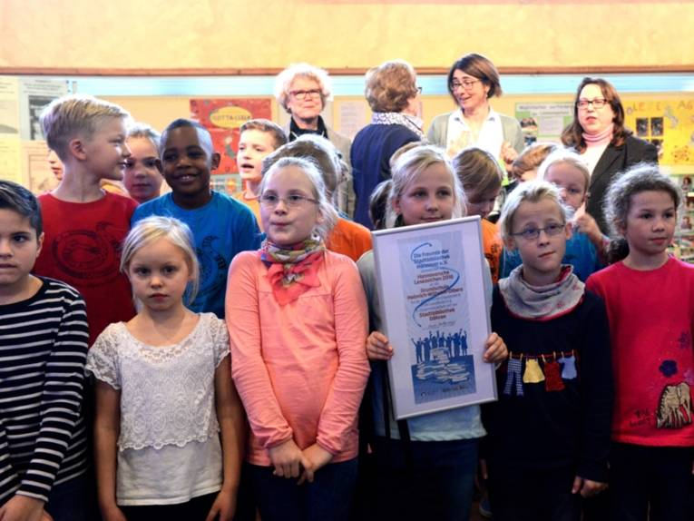Grundschule Heinrich-Wilhelm-Olbers. 2016