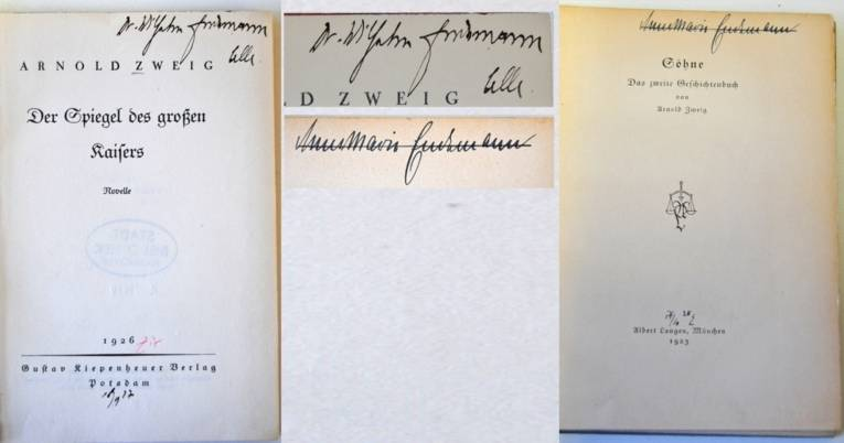 Annemarie Endemann und Dr. Wilhelm Endemann, Celle