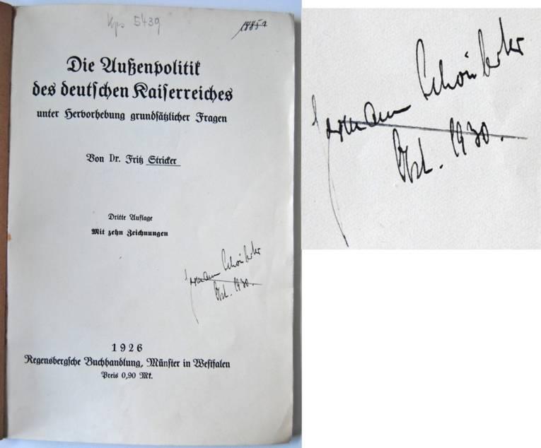 Schönberter, Hermann