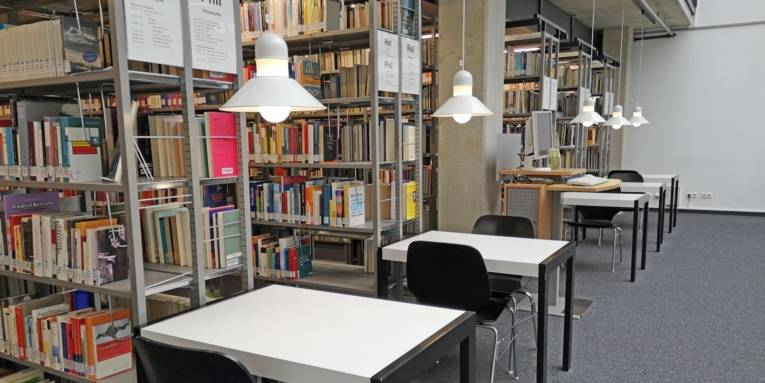Lernort Bibliothek