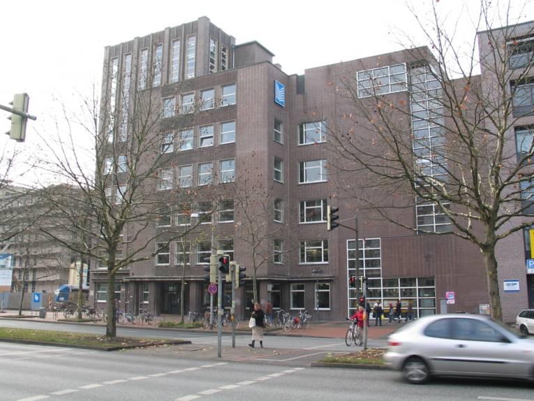 Zentralbibliothek Aussenansicht