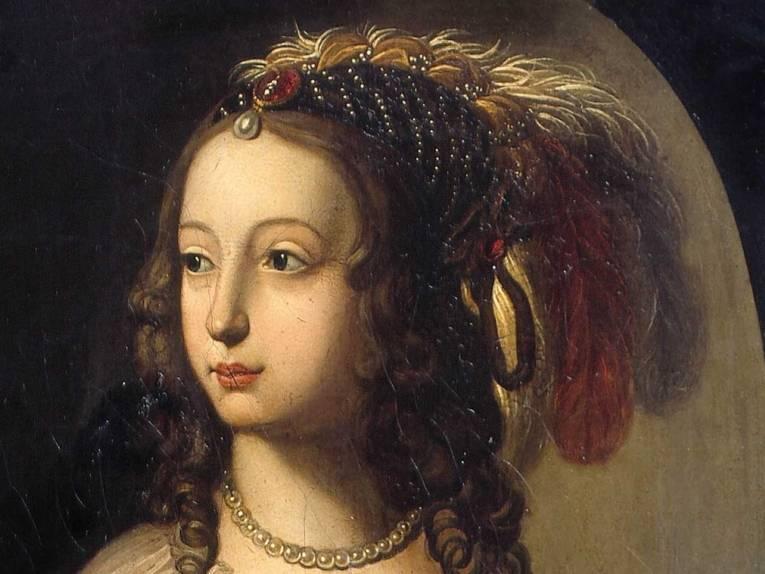 Sophie von Hannover (Ausschnitt)