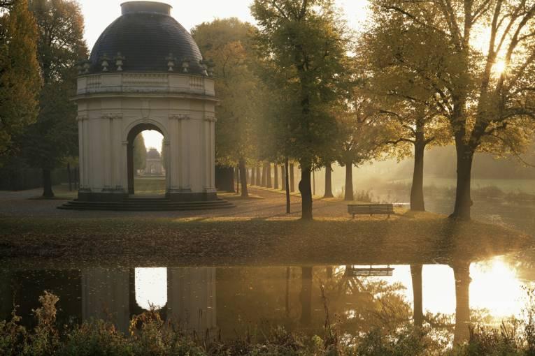 Pavillons im Großen Garten