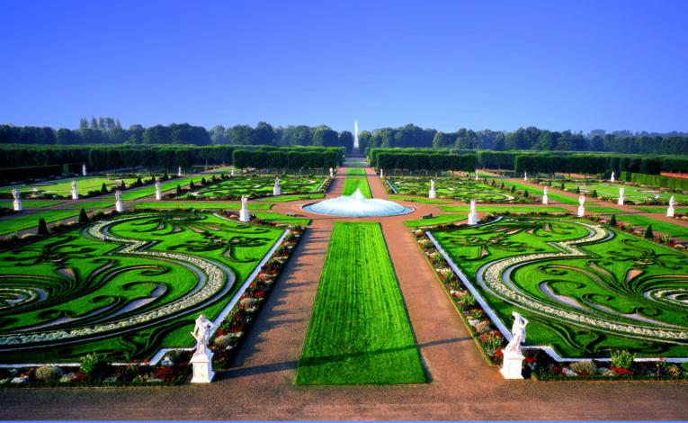 Parterre des Großen Gartens