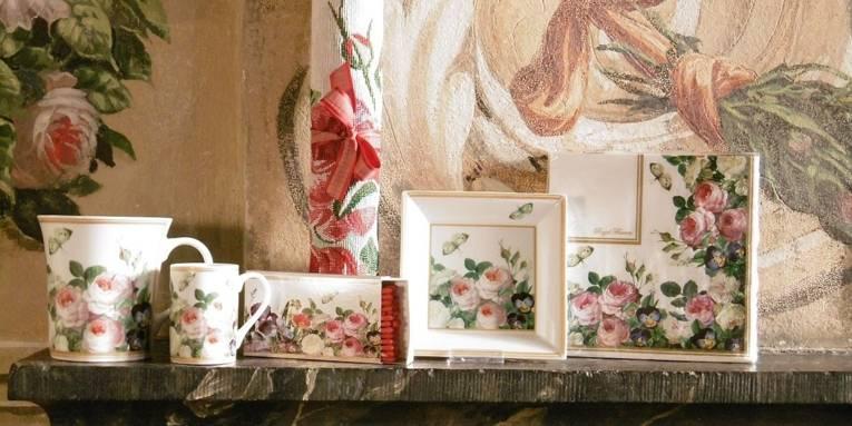 Kollektion Royal Flowers Panorama