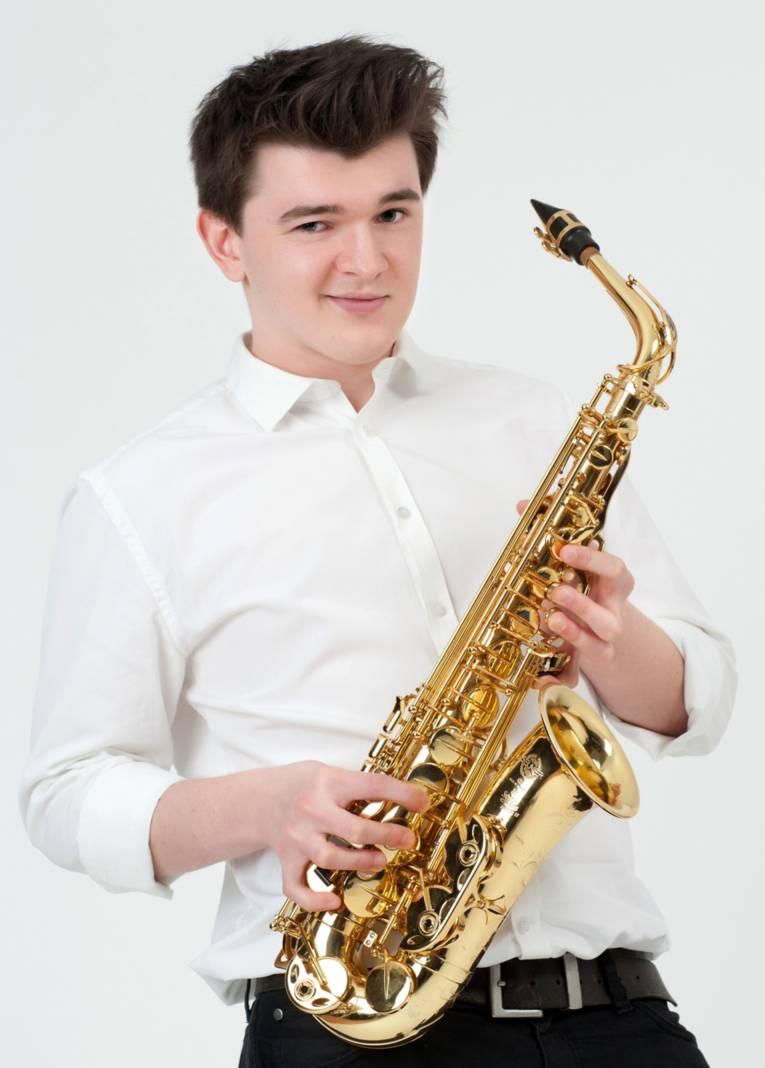 Dominic Jan Löhrke (Saxophon)