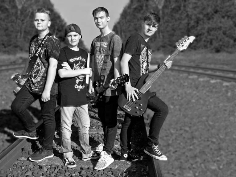 Nachwuchsband aus der Wedemark - Genre: Heavy Metal