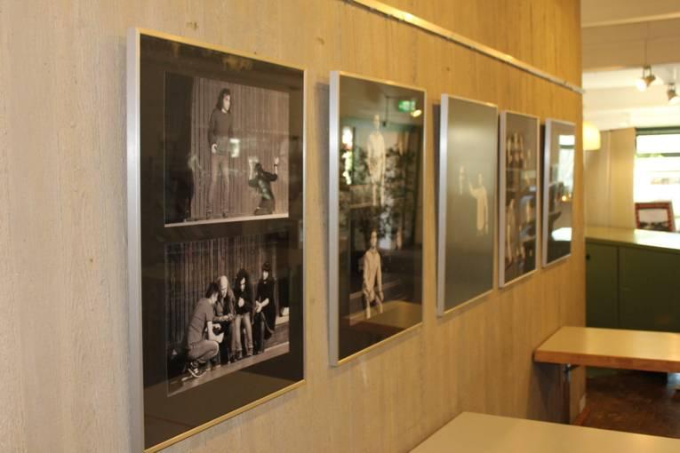 Ausstellung im Foyer