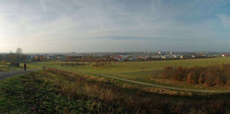 Panorama vom Kronsberg