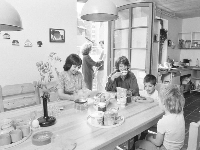 Küche 1982