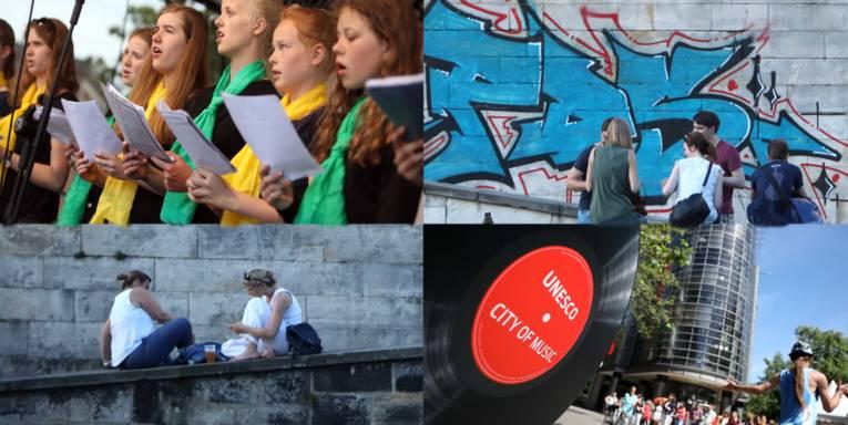 Bewerbung als Europas Kulturhauptstadt 2025