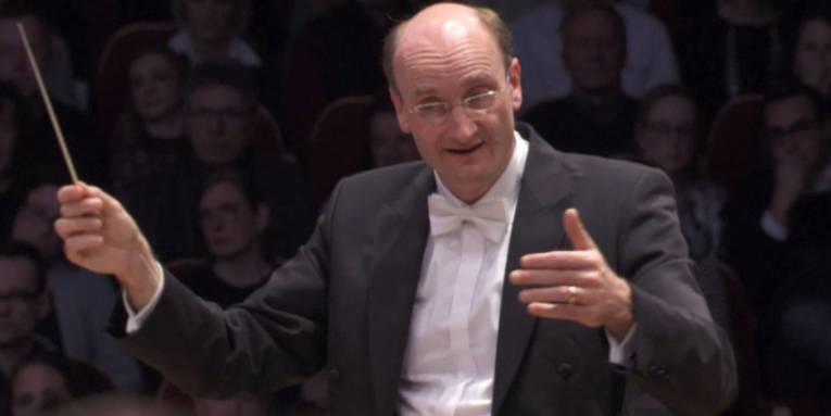 Andrew Manze, Chefdirigent der NDR Radiophilharmonie