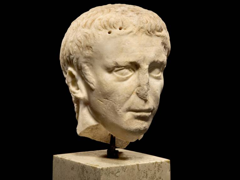 Porträt des Kaisers Claudius, um 50 n. Chr.