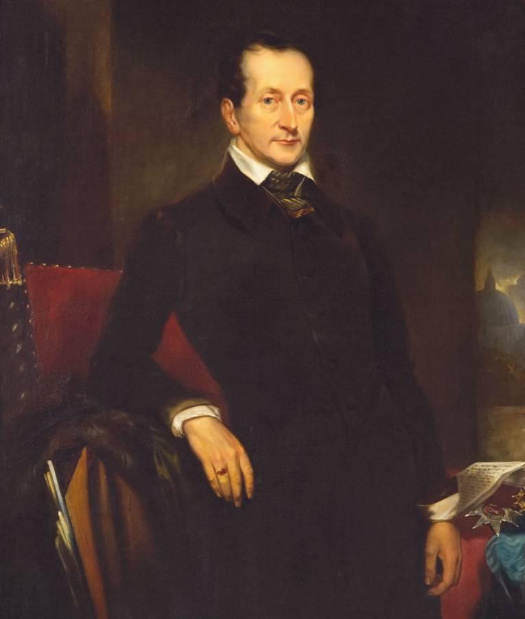 Portrait August Kestner (1777–1853)