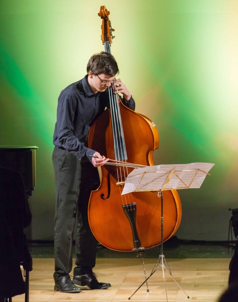 Kontrabass & Klavier