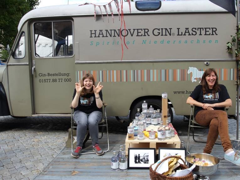 Das 70-jährige Städtepartnerschafts-Jubiläum Hannover-Bristol gab dem Fest an vielen Stellen britisches Flair.