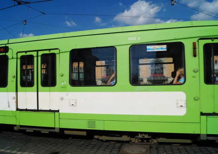 U-Bahn-Wagen