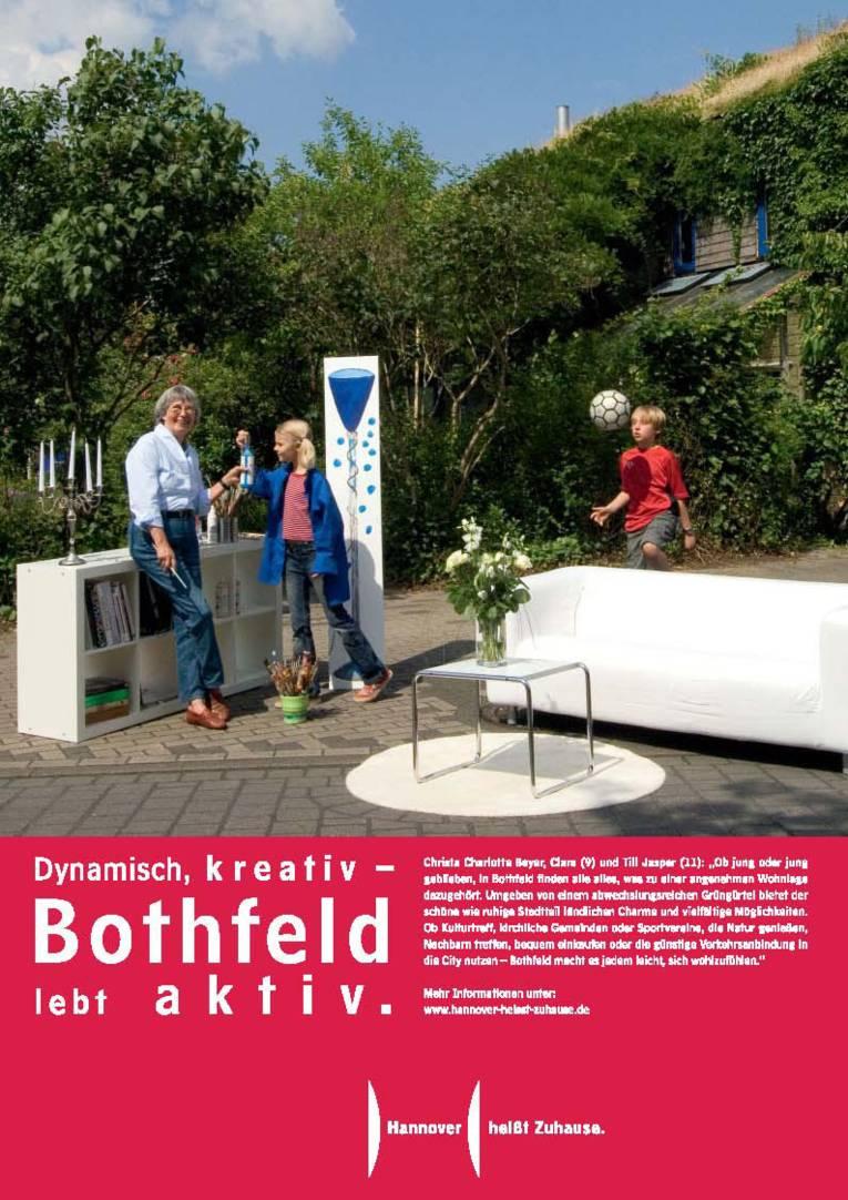 Dynamisch, kreativ - Bothfeld lebt aktiv