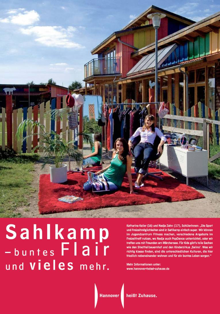 Sahlkamp – buntes Flair und vieles mehr