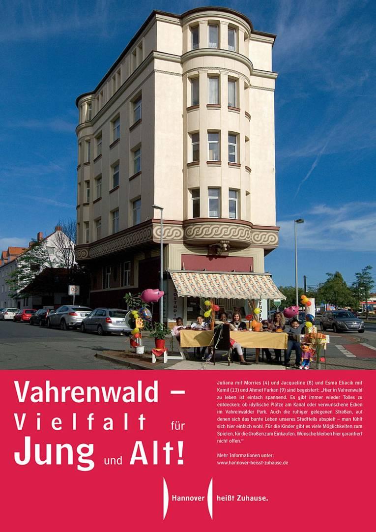 Vahrenwald - Vielfalt für Jung und Alt!