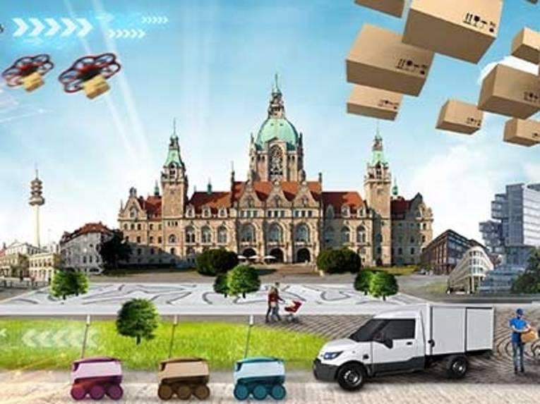 Urbane Logistik