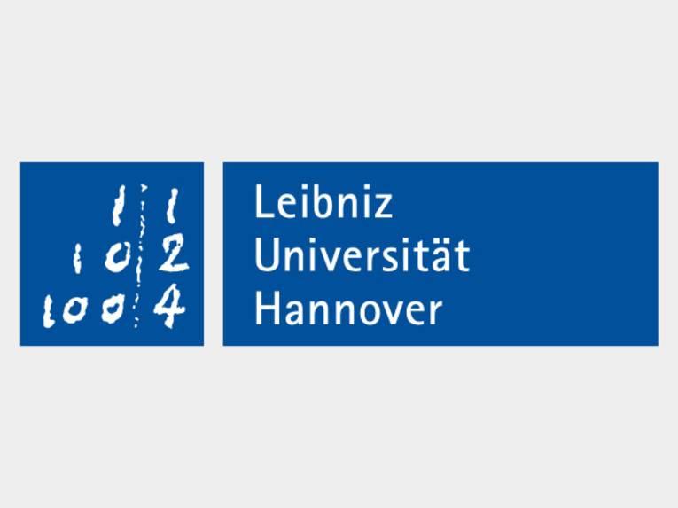 Leibniz Uni Logo