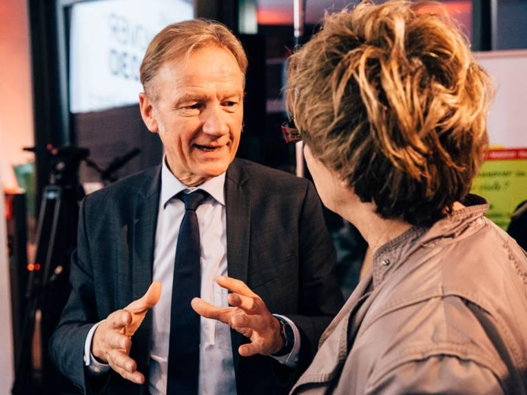 Baudezernent Uwe Bodemann