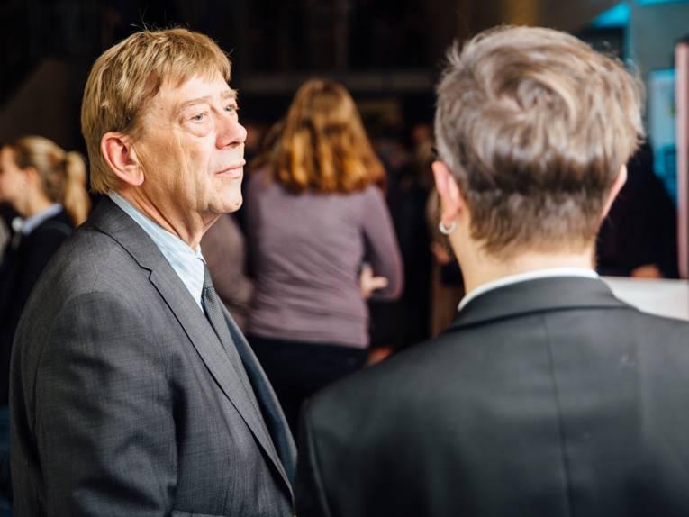 Kultur- und Personaldezernent Harald Härke