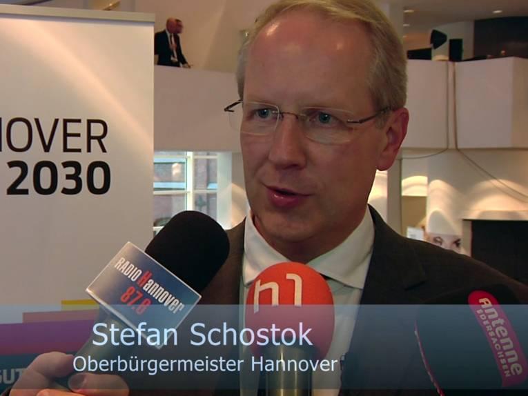 Oberbürgermeister Stefan Schostok im Interview