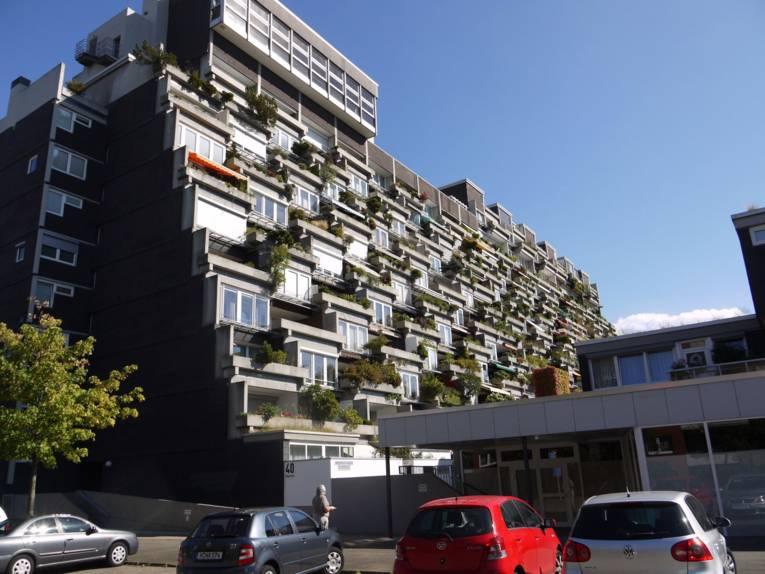 Terrassenhochhaus