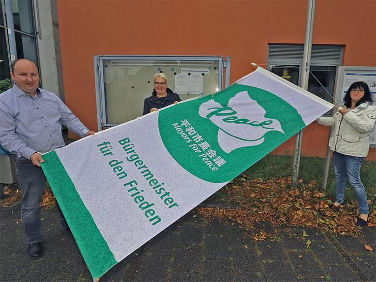 Flaggentag in Kamen