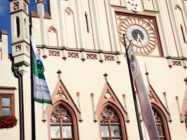 Flaggentag in Landshut
