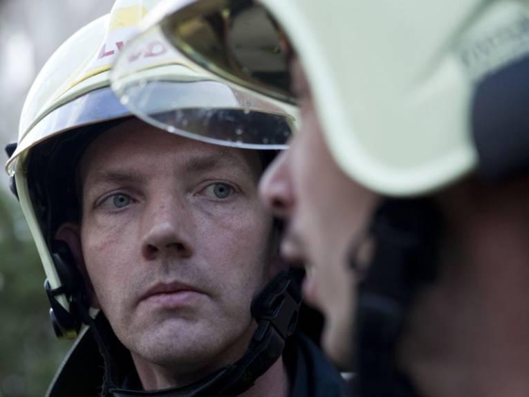 Einsatzleiter Feuerwehr Hannover
