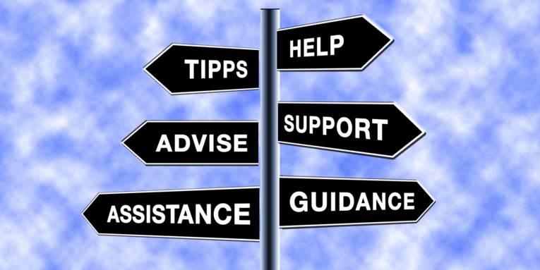 Beratung & Hilfe