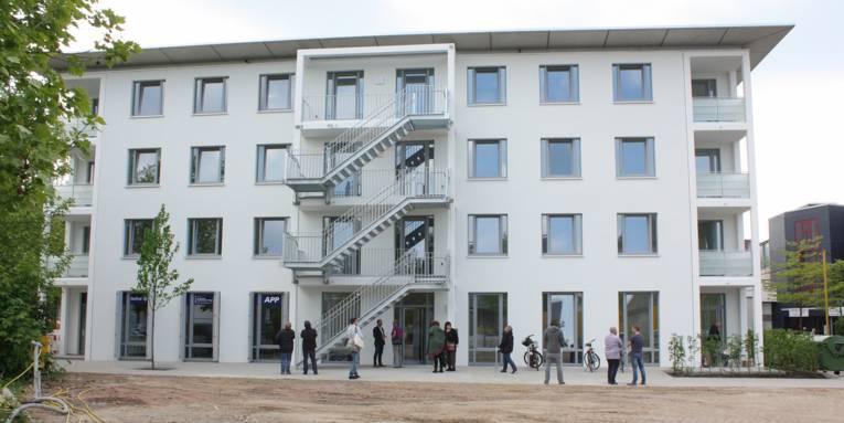 Wohnprojekt Kopernikusstraße