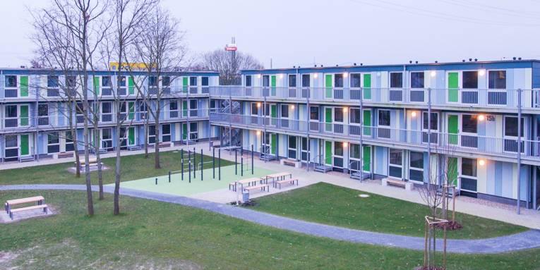 Unterkunft Rendsburger Straße