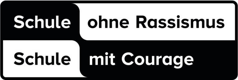 """Logo der Kampagne """"Schule ohne Rassismus - Schule mit Courage"""""""