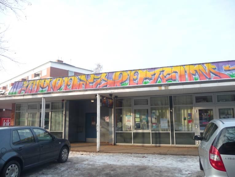 Jugendzentrum Döhren - Außenaufnahme