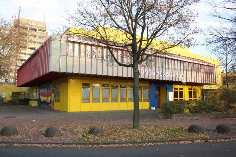Jugendzentrum Roderbruch - Außenaufnahme des Gebäudes
