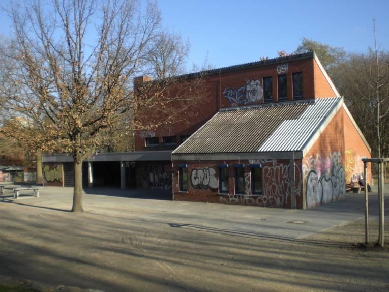 Spielpark Linden - Außenaufnahme