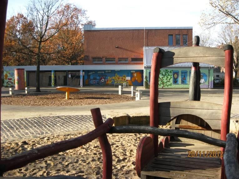 Spielpark Ricklingen - Außenaufnahme