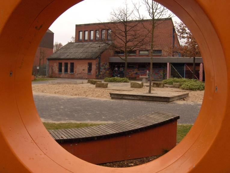 Außenaufnahme des Spielpark Roderbruch