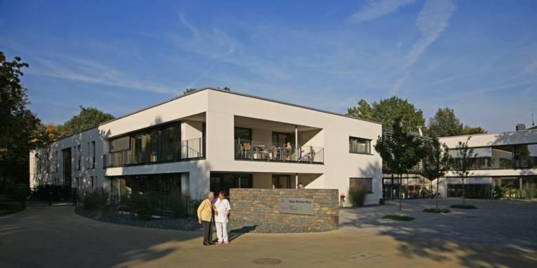 Außenansicht des Klaus-Bahlsen-Hauses
