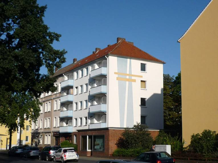 Mietshaus in Hannover