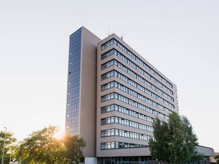 Die Zentrale der Stadtentwässerung im Stadtteil Hainholz